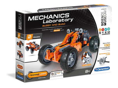 Mechanics Lab - Buggy & Quad - Puzzlers Jordan