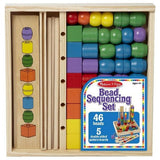 Bead Sequencing Set - Puzzlers Jordan