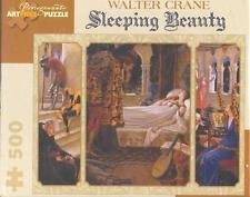 Walter Crane Sleeping Beauty - Puzzlers Jordan