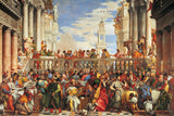 The wedding at cana - Puzzlers Jordan