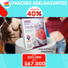 Image of Parches Adelgazantes - Abdominal