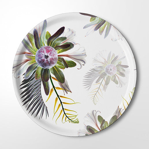 Serving Tray - Inflorescence