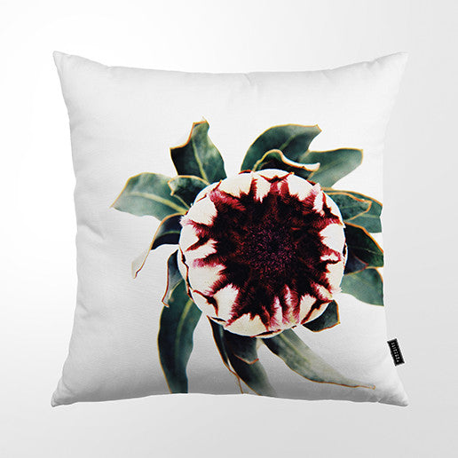 Scatter Cushion Cover - Classic Botanical Flower