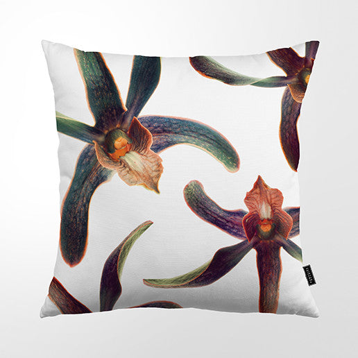 Cushion Cover - Orchid Party