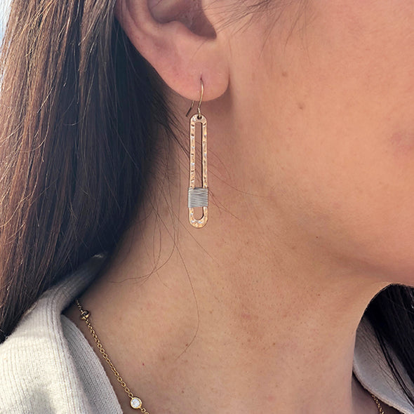Endless Discovery Earrings