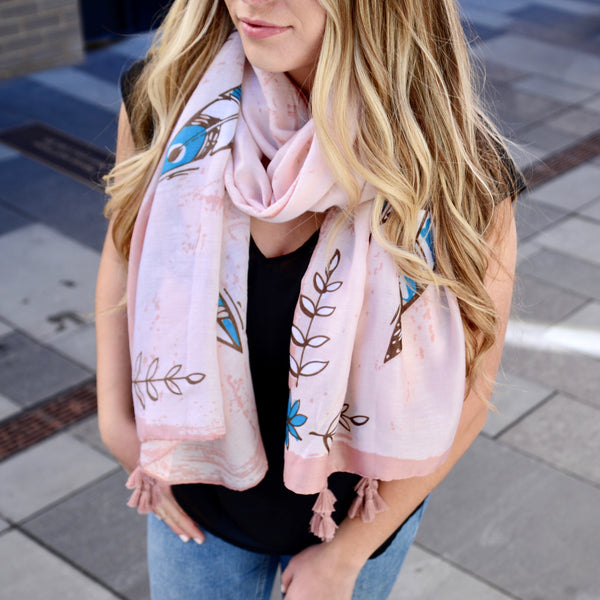 Fly Away With Me Scarf