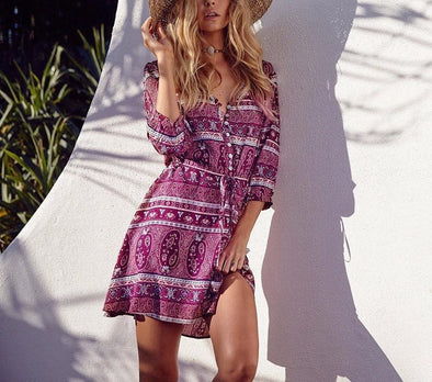 Barefoot And Wild Dress