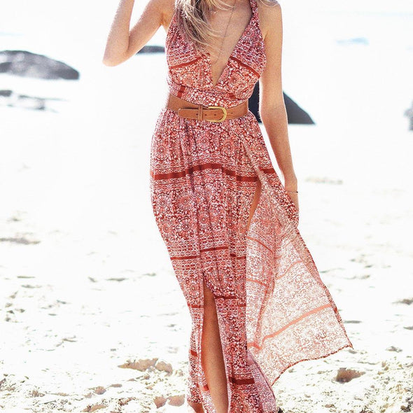 Be Known Maxi Dress