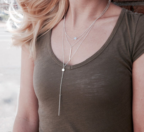 Born To Wander Necklace