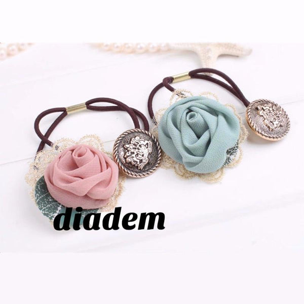 Diem Rose Hairband