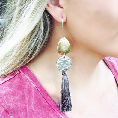 Fear Nothing Earrings