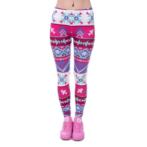 Grow Through What You Go Through Leggings