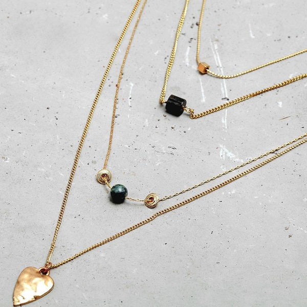 Jaded Perfection Necklace
