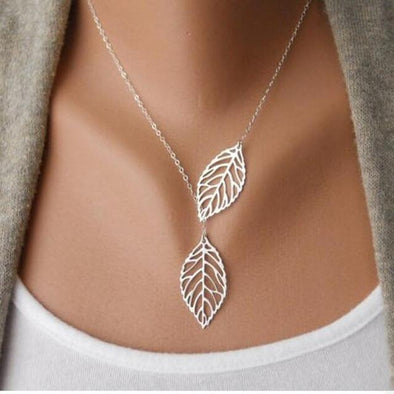 Leaf Out Necklace
