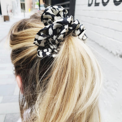 Keep it Wild Print Scrunchie