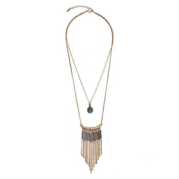 Addison Layered Necklace