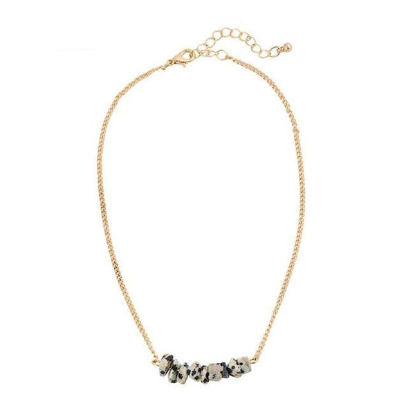 Cascade Choker Necklace