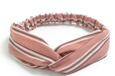 Paisley Striped Headband