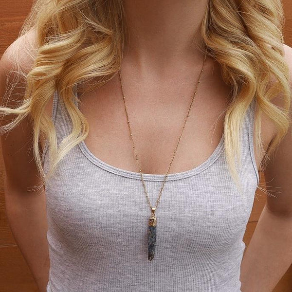 Raw Adventure Necklace