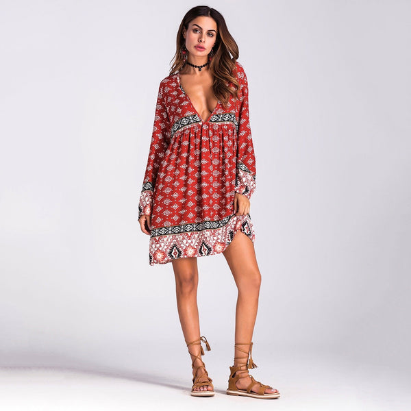 Rock My Boho Soul Dress