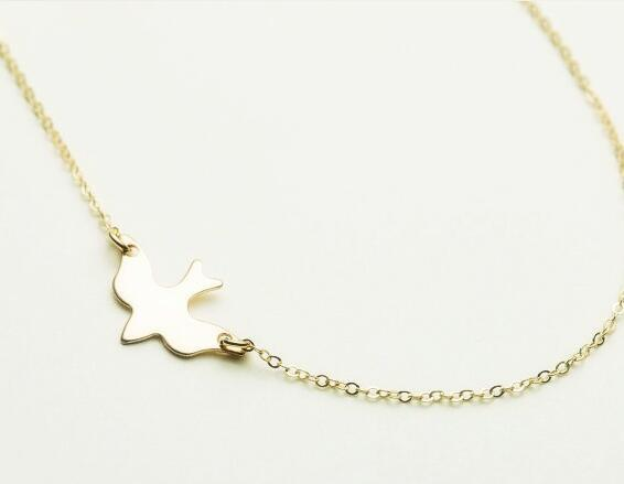 Sparrow Some Change Necklace