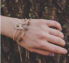Walk With Nature Bracelet