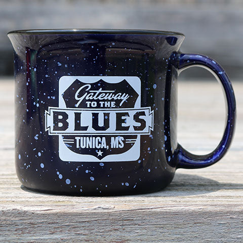 Gateway to the Blues Logo Campfire Coffee Mug