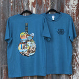Gateway to the Blues Mississippi Delta Blues Scene T-Shirt