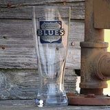 Gateway to the Blues Pewter Footed Pilsner