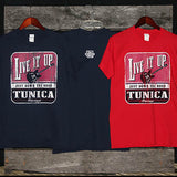 Tunica, MS | Live It Up T-Shirt | Gateway to the Blues Museum Gift Shop