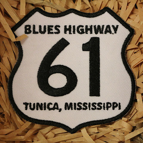 Blues Highway 61 Patch