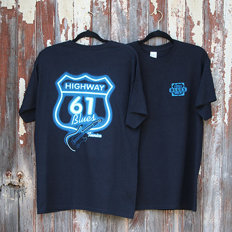 Tunica, MS - Highway 61 T-Shirt