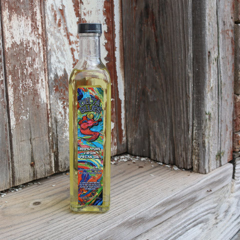 Delta Blues Mississippi Pecan Oil - 500ml