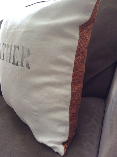Seasonal Accent Cushion Covers