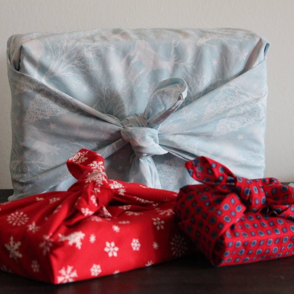 Fabric Gift Wrap - Bundle