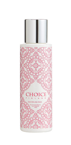 CHOICE Duo kuoriva naamio 100 ml