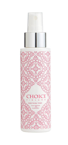 CHOICE Ruusu kasvovesi 100 ml