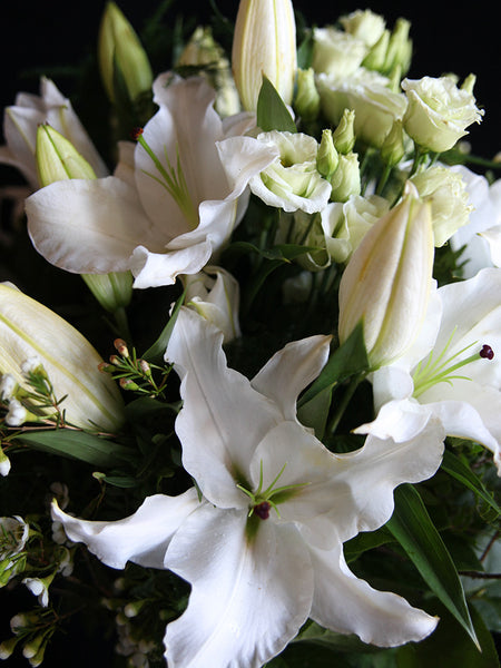 Lovely Lillies Bouquet