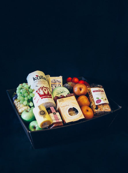 cheeseboard scottish hamper
