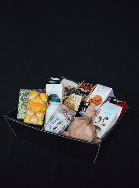 tea and biscuits glasgow gift hamper