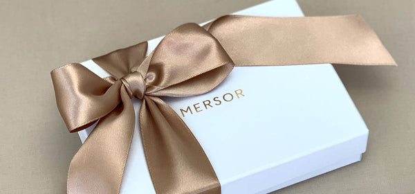 Gift sets by MERSOR