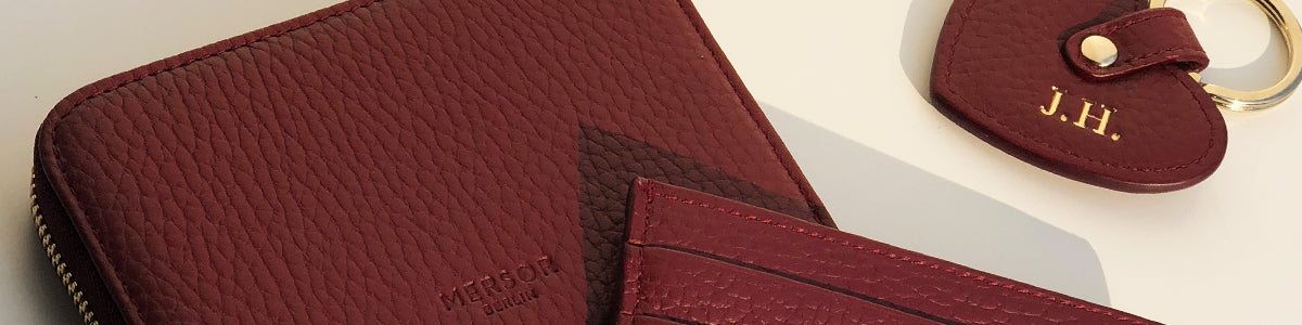 MERSOR | Small Leather Goods Collection