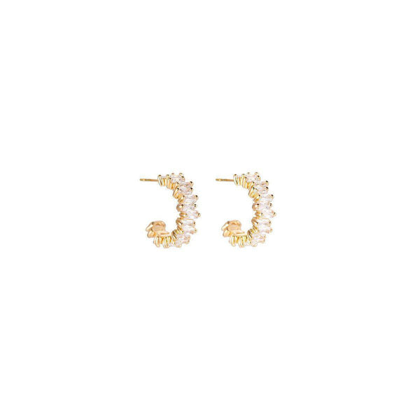 Boucles d'oreilles Cara Collection VK | Gold