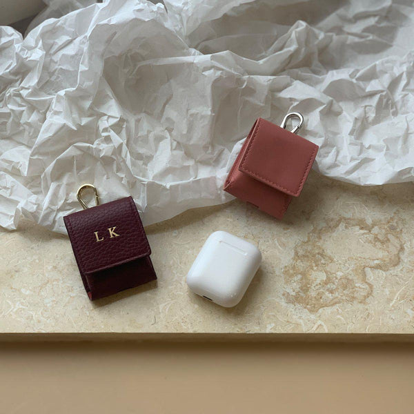 Les AirPods couvrent | Dark Red