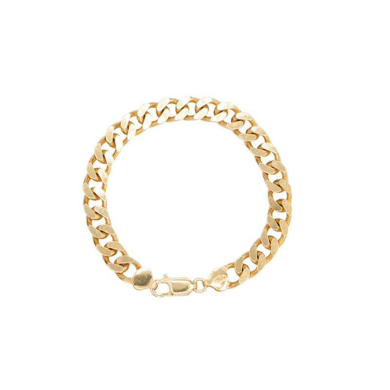 Big Statement Link Armband | Gold