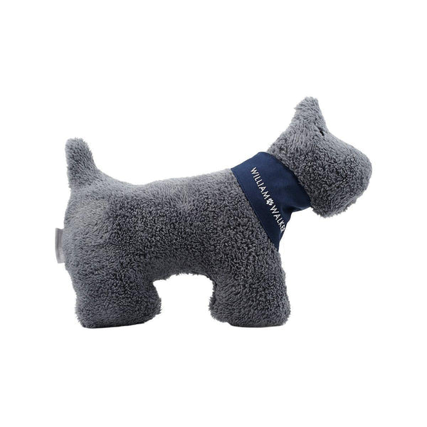 Plush dog William the First | Grey