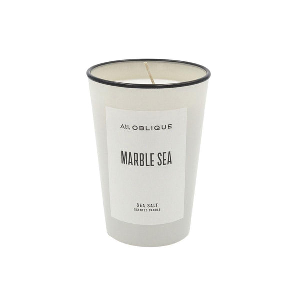 Scented candle Marble Sea | Sea Breeze