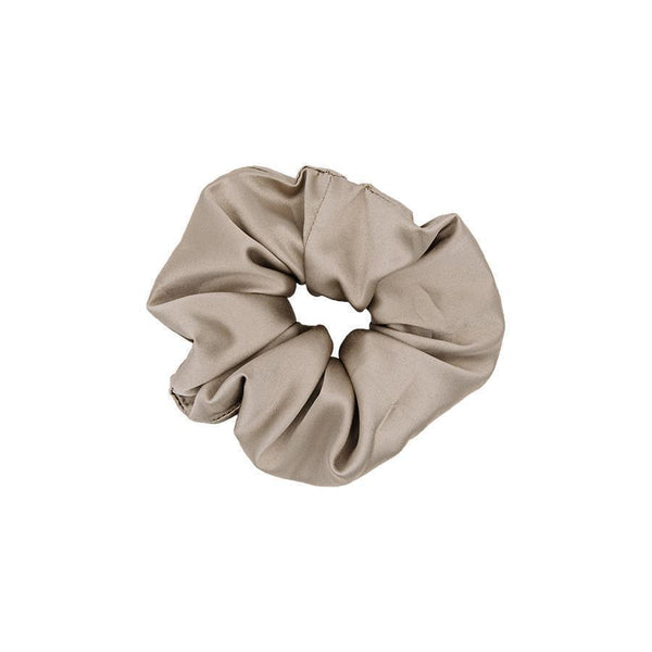 Scrunchie in Sand Stone | MERSOR