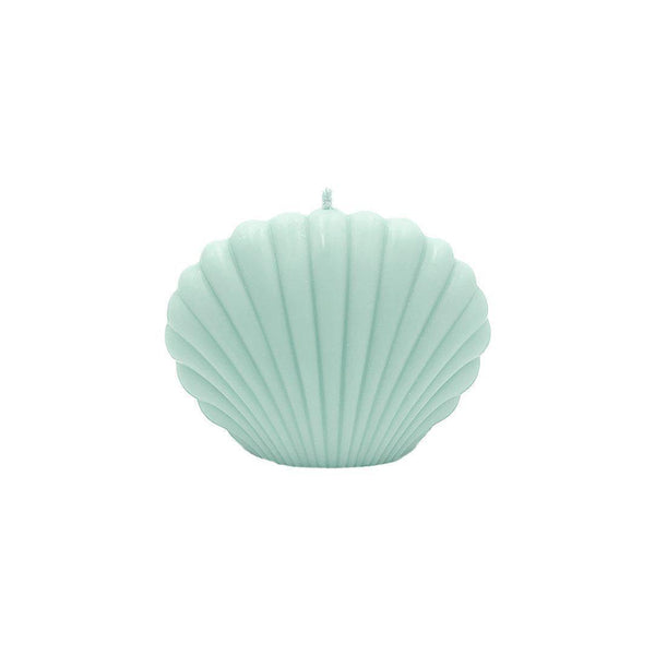 Shell Candle | Mint