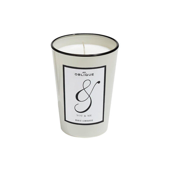 Scented candle You & Me | Fresh Soap
